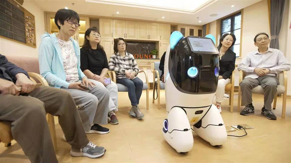 Using technology to help seniors enjoy their golden years