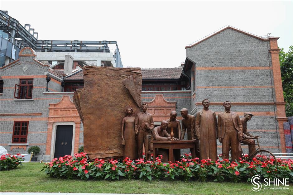 June Keywords: Ordinary Building, Extraordinary Past