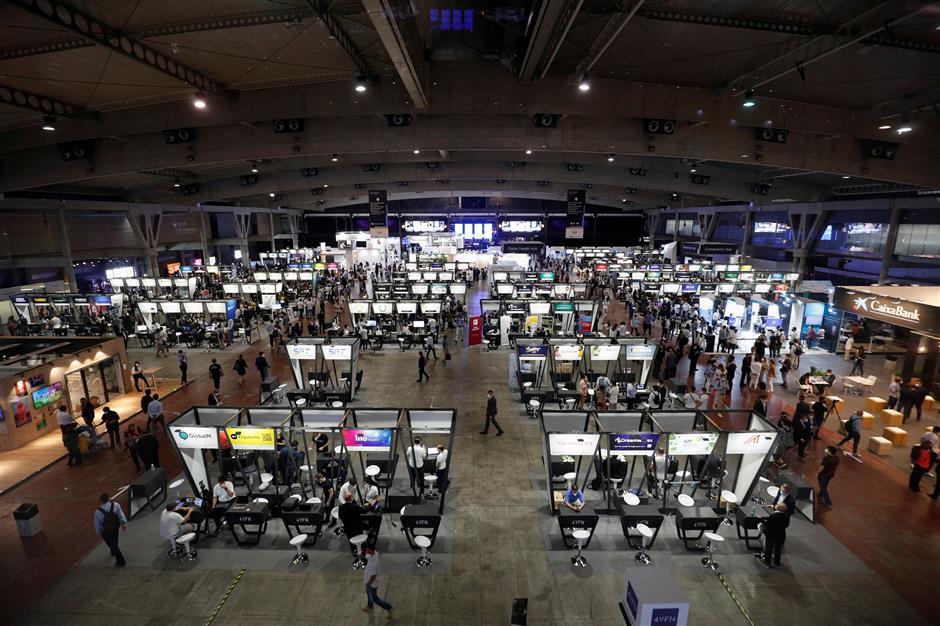 Pandemic-era Mobile World Congress tech fair kicks off