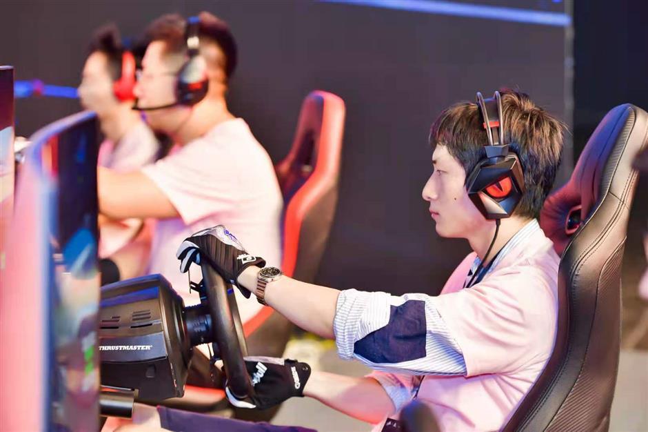 2021 eSports Shanghai Championship kicks off