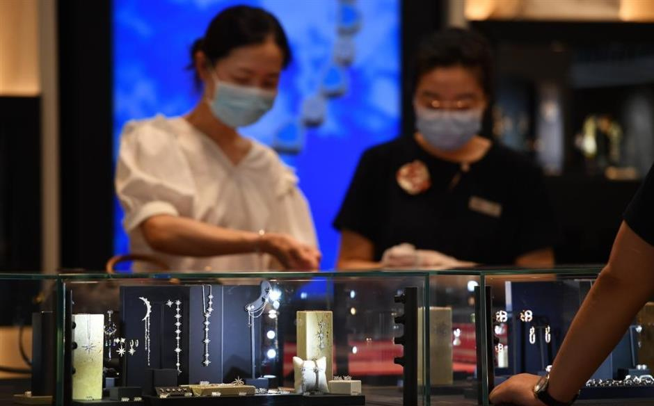 One year on, China's resort island prospers with duty-free consumption