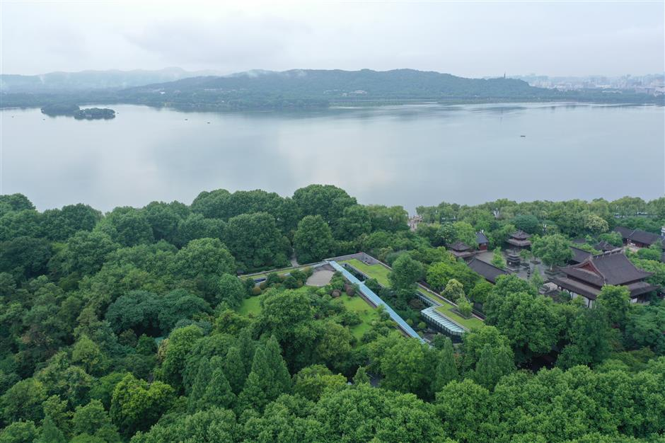 Hangzhou's most popular 'red' tourism sites