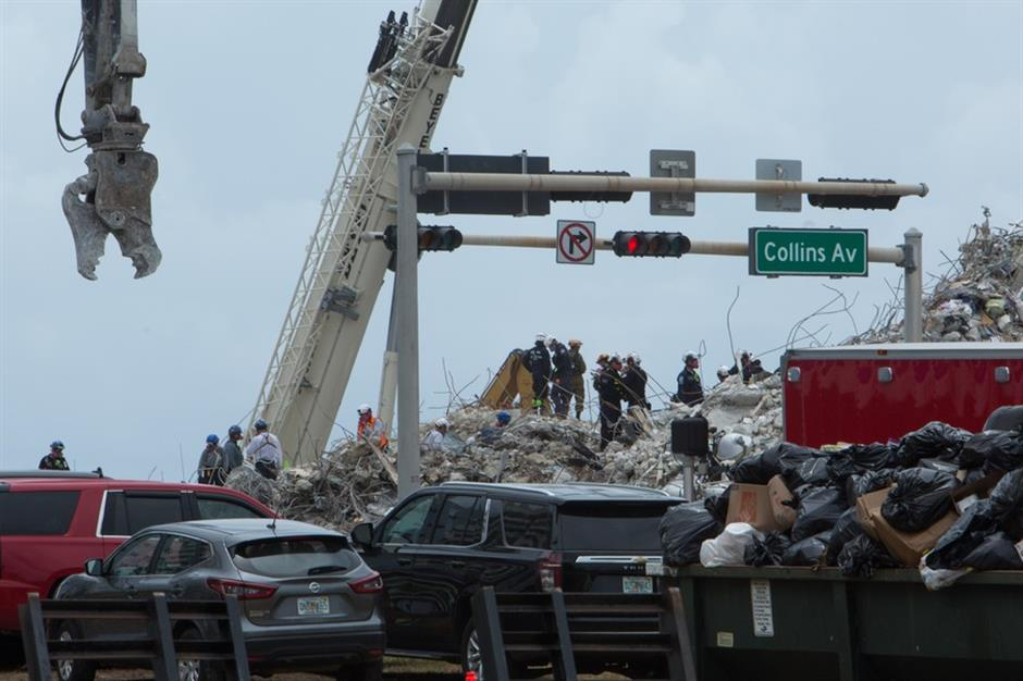 Florida condo collapse deaths rise to 86: mayor