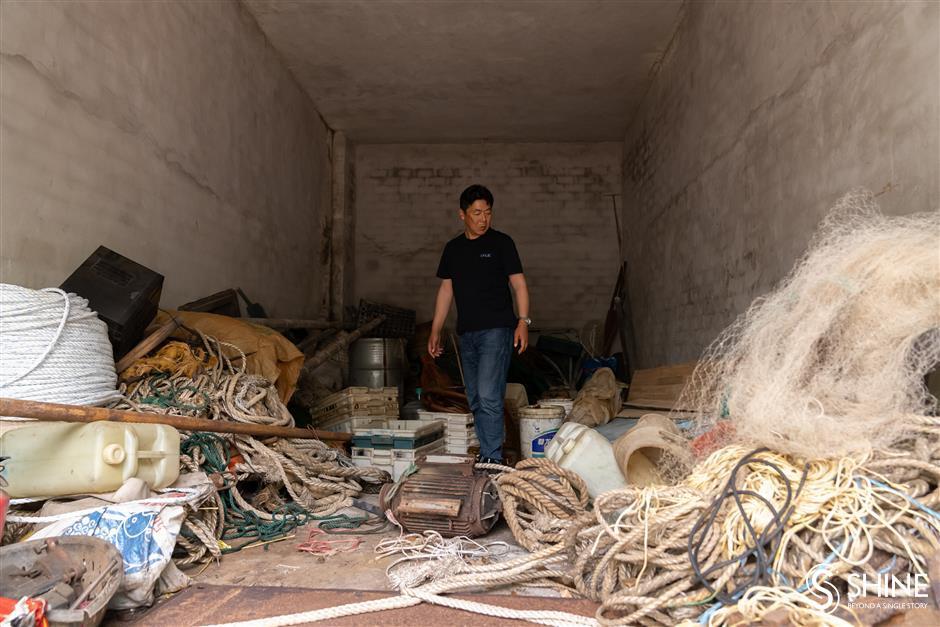 Yangtze River ban puts a generation of fishermen in dry dock