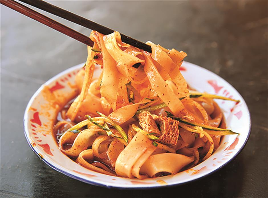 Cool noodles to beat the heat: chilled delicacies ideal for hot days