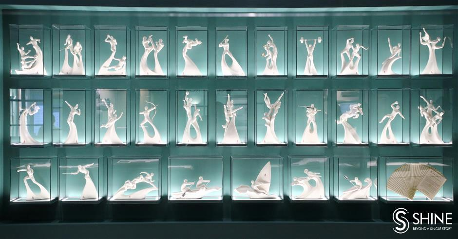 New museum for sports lovers in Shanghai
