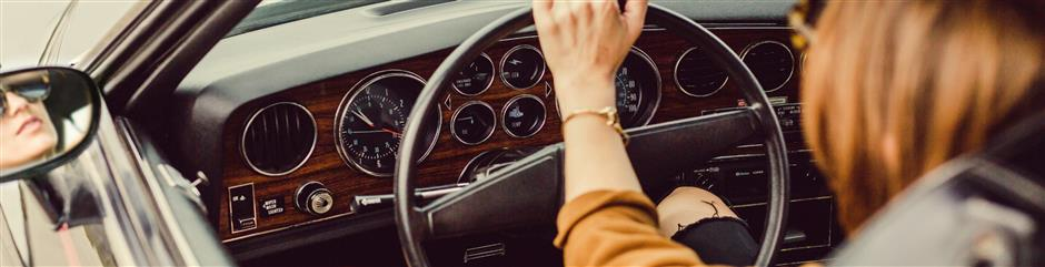 Smart technology can stop drivers getting distracted and crashing, says auto firm