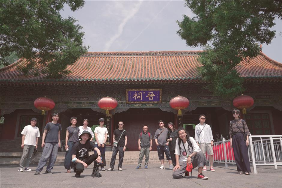 Be a part of Acoustic Taiyuan soundscape project