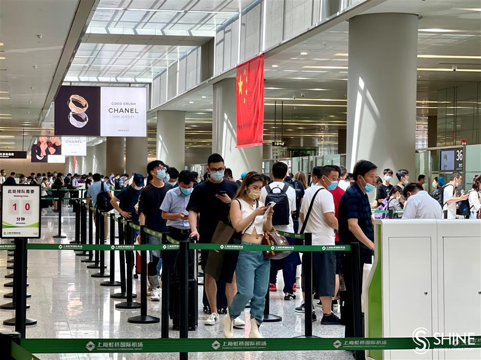 Airports lure popular brands as passenger volumes pick up