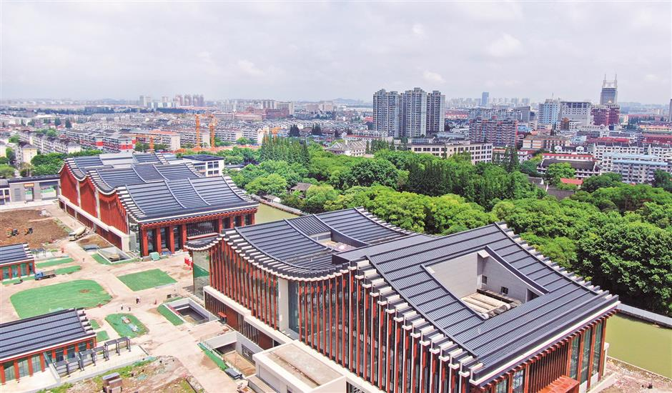 New culture center to open in Songjiang in 2022