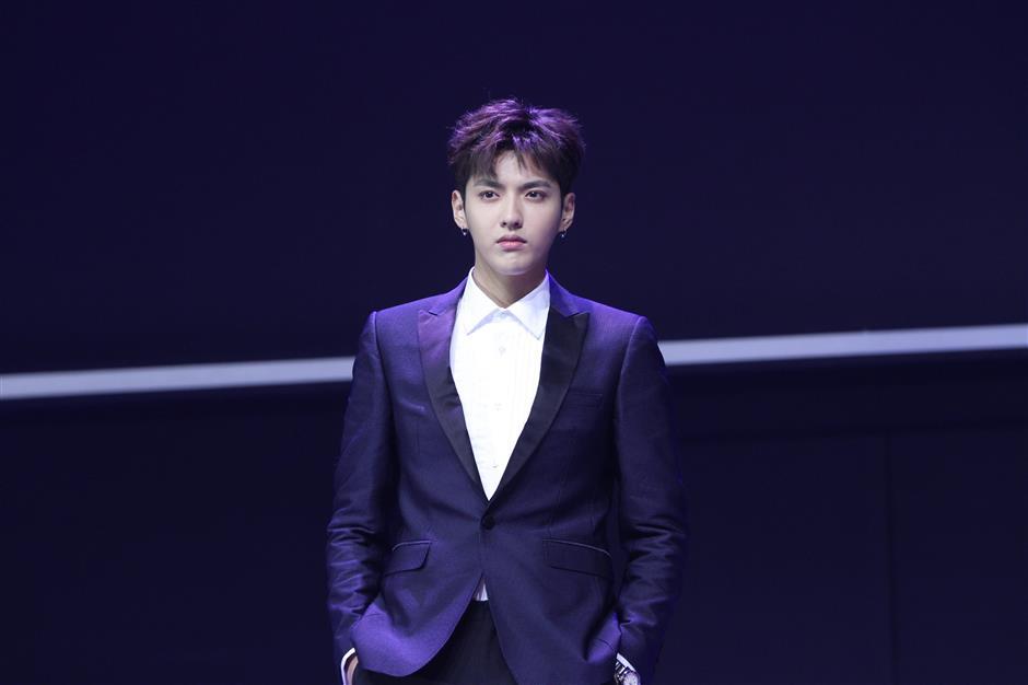 Super idol Kris Wu denies sexual assault claims as brands cut ties