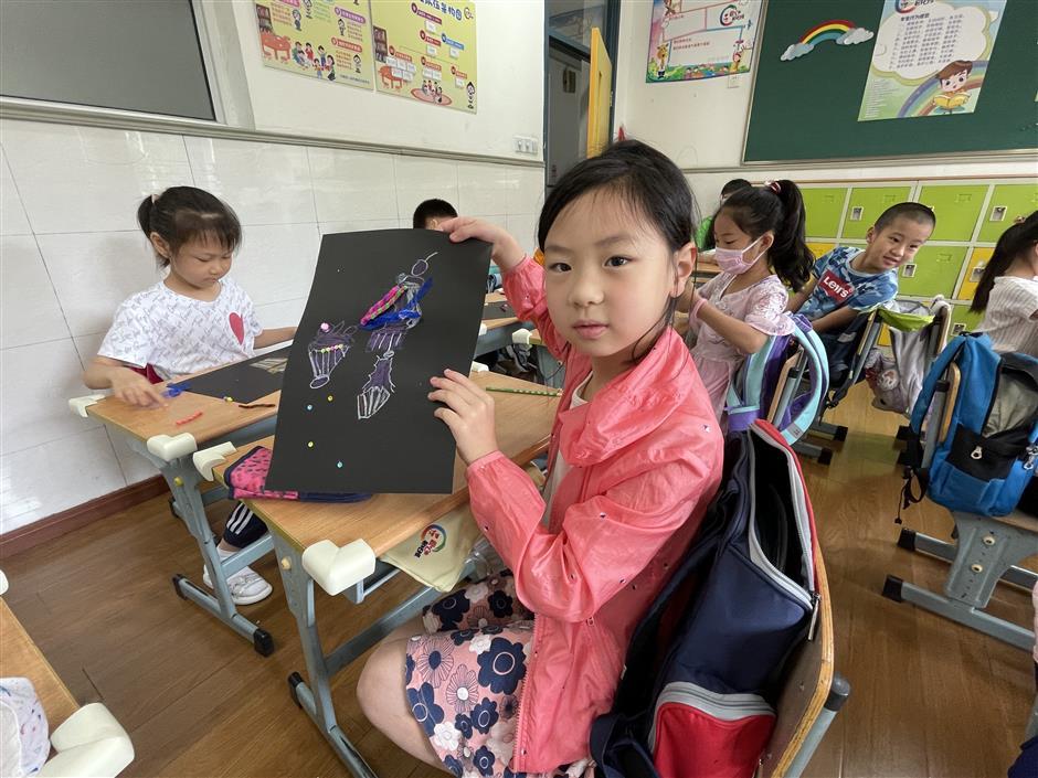 Kids' summer camp activities in full swing