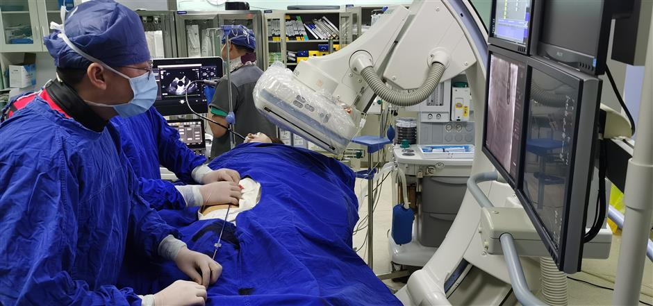 Migraines can be stopped with heart surgery, city experts say