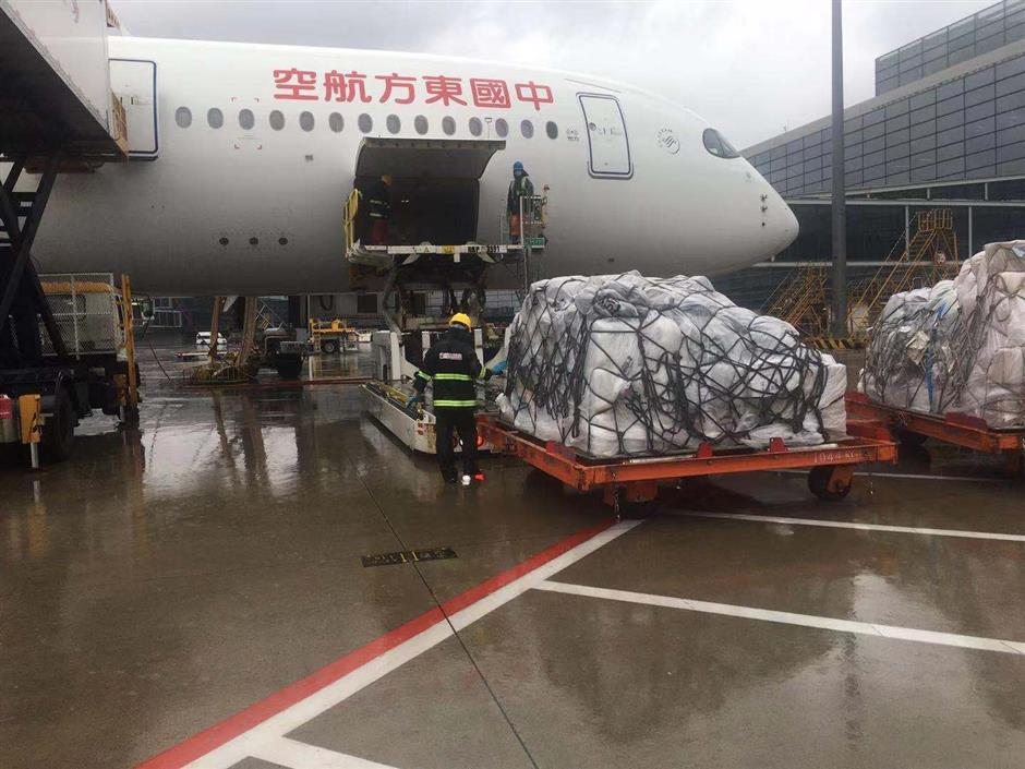 Hundreds of flights canceled as Typhoon In-Fa approaches