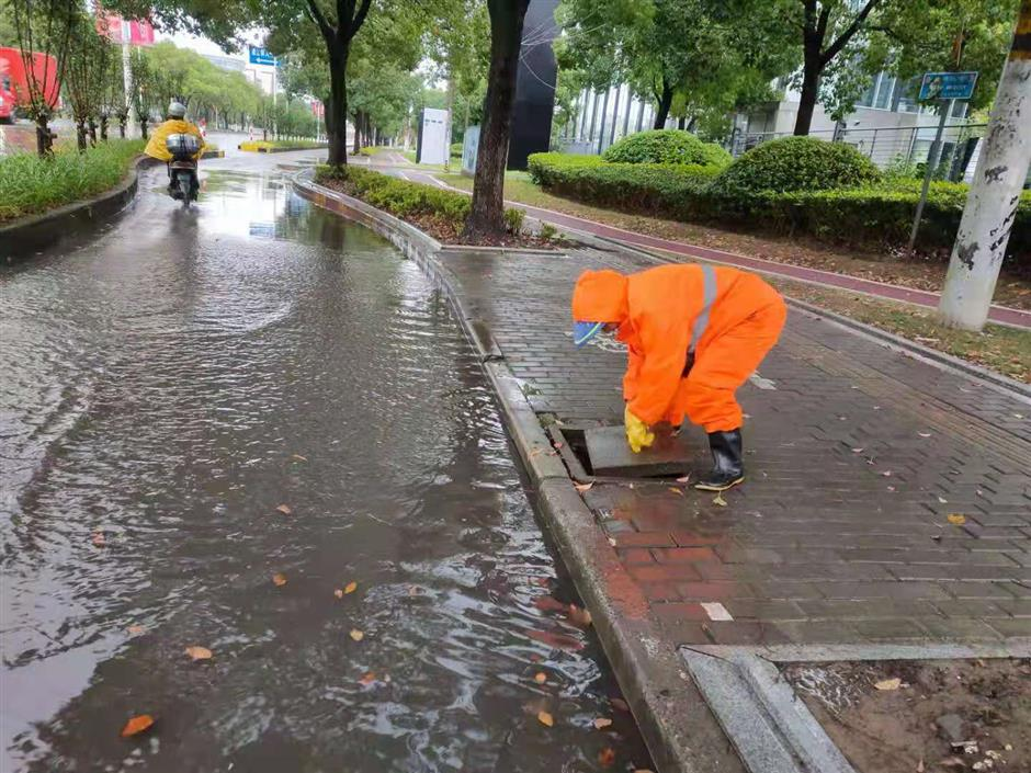 City parks closed as precautions in hand for typhoon