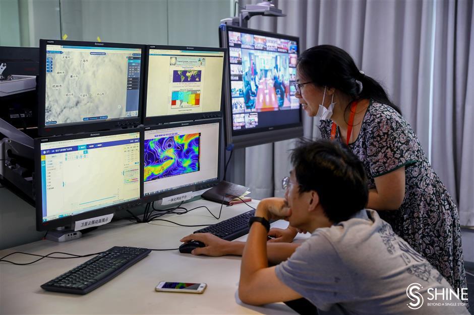 Typhoon In-Fa forecast to make landfall again