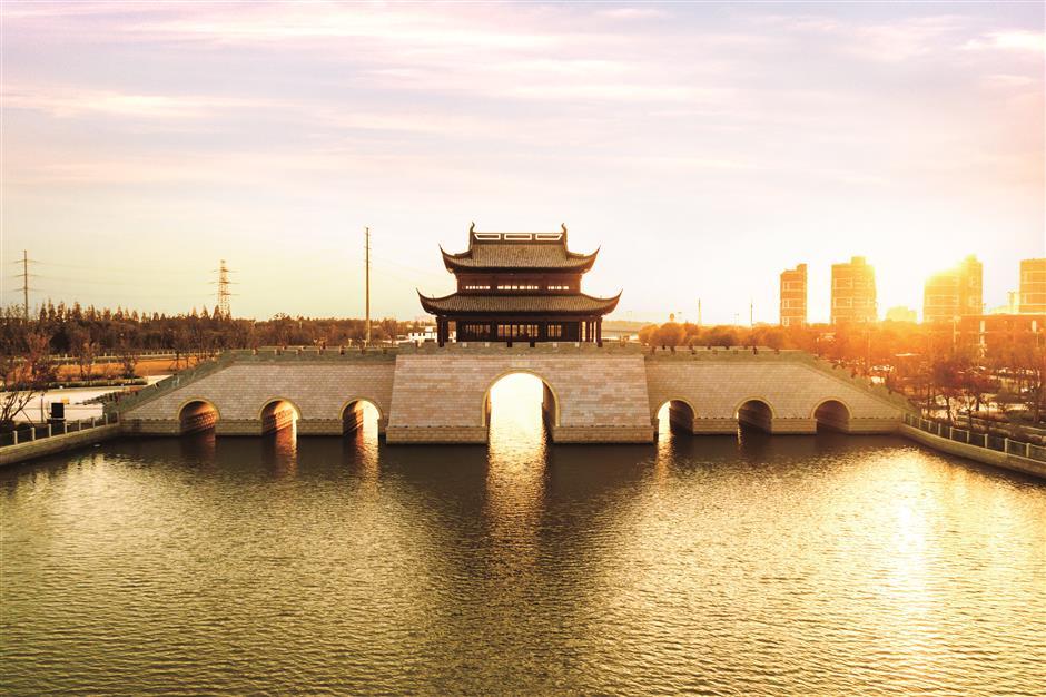 Water park enhances lifestyles through cultural essence