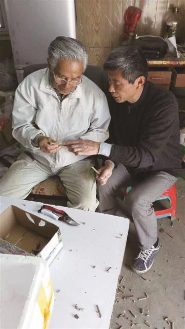 The secrets of the grandmaster of wisteria