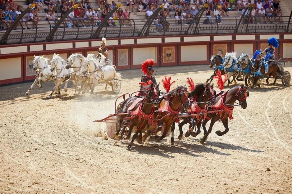 Travel in time with France's Puy du Fou, here in Shanghai