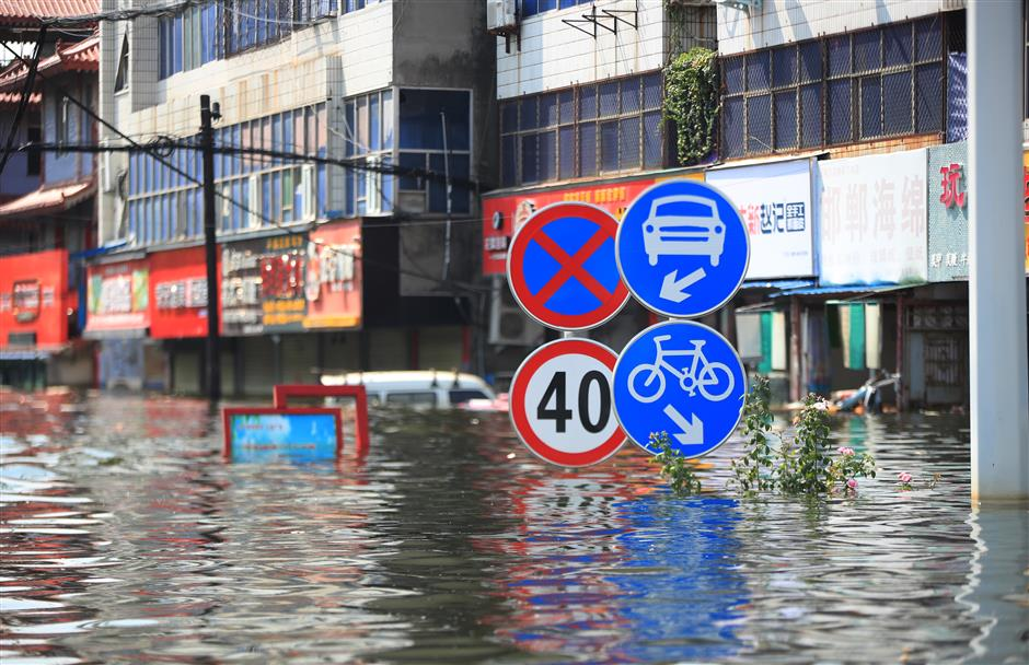Extreme rainfalls likely to batter China in late August: official