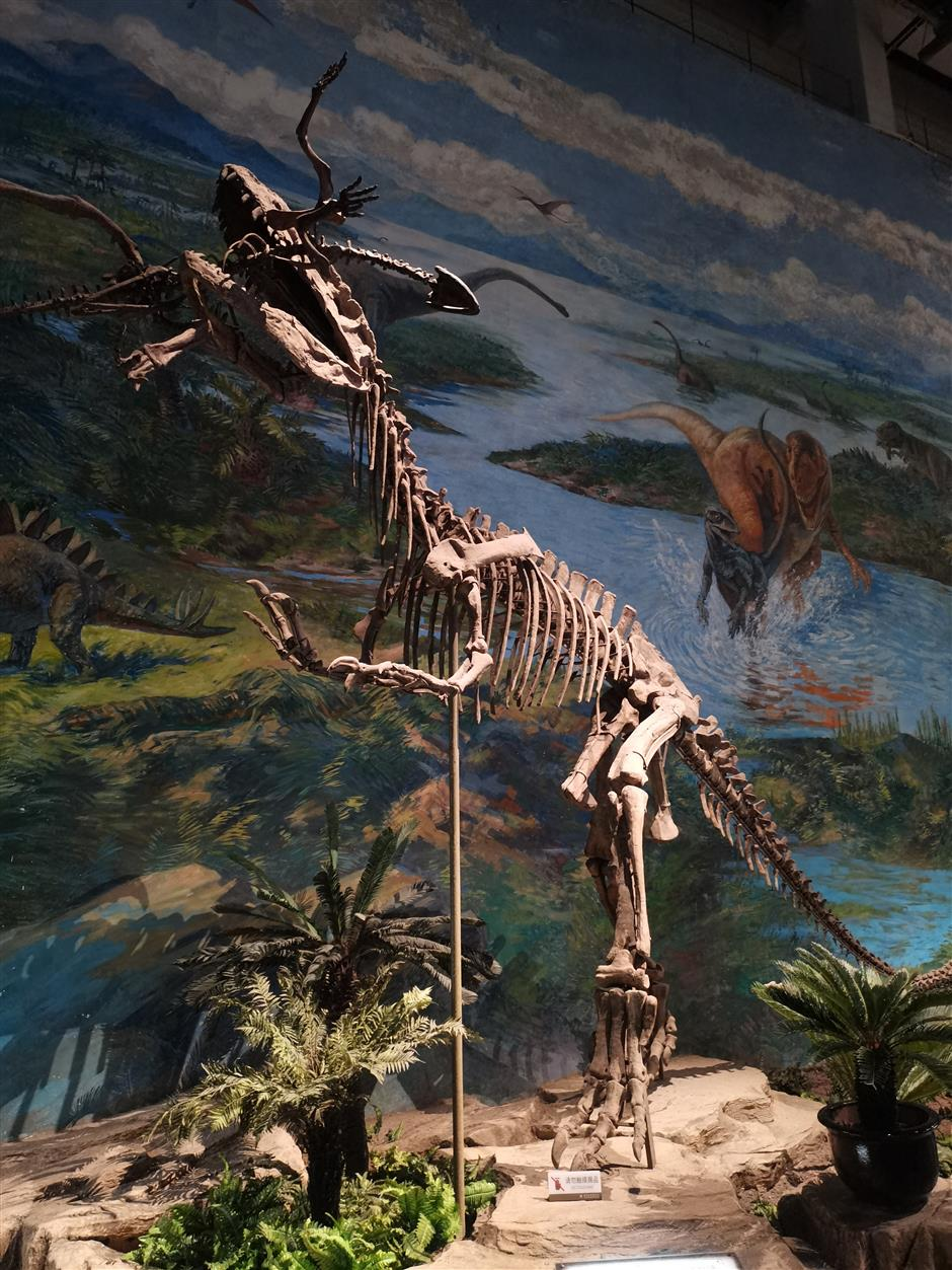 Our prehistoric predecessors: They fascinate us, they scare us