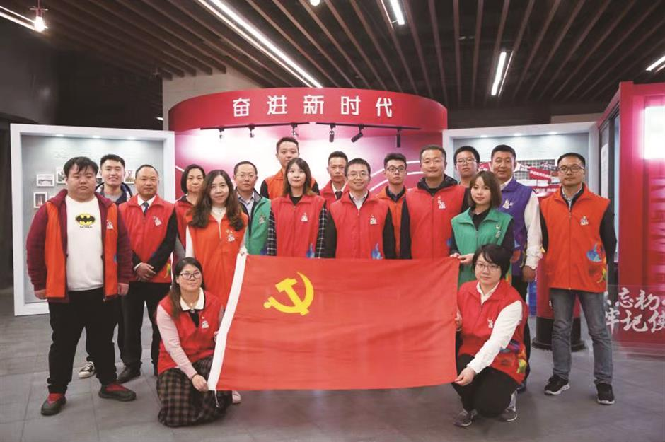 Young generation carries hope for future