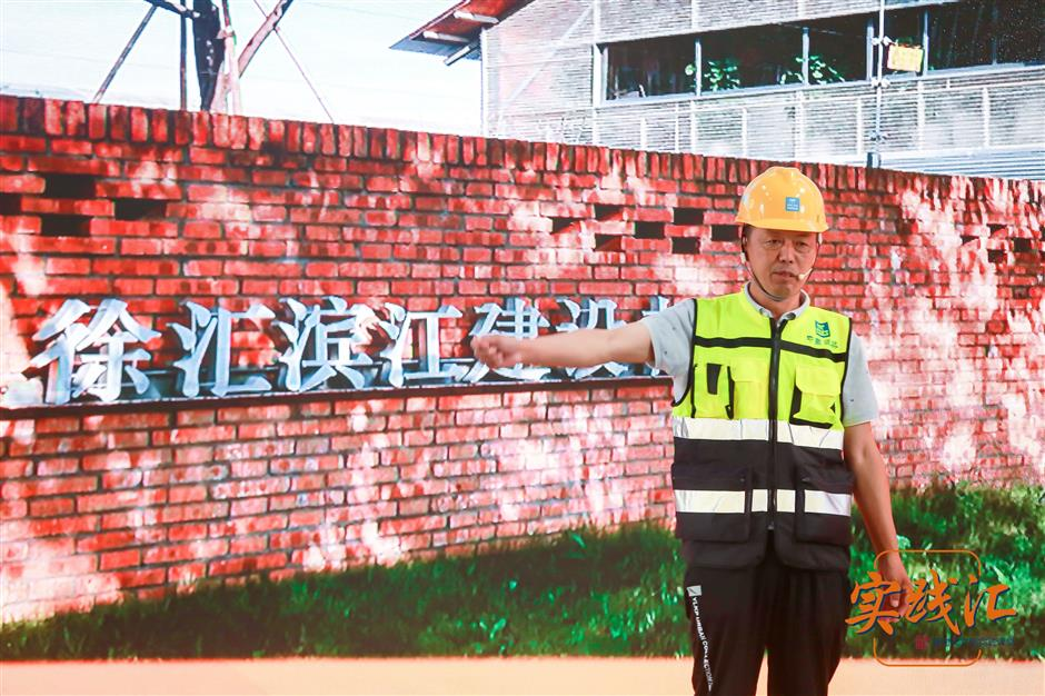Volunteers serve at Xuhui cultural landmarks to boost 'soft power'