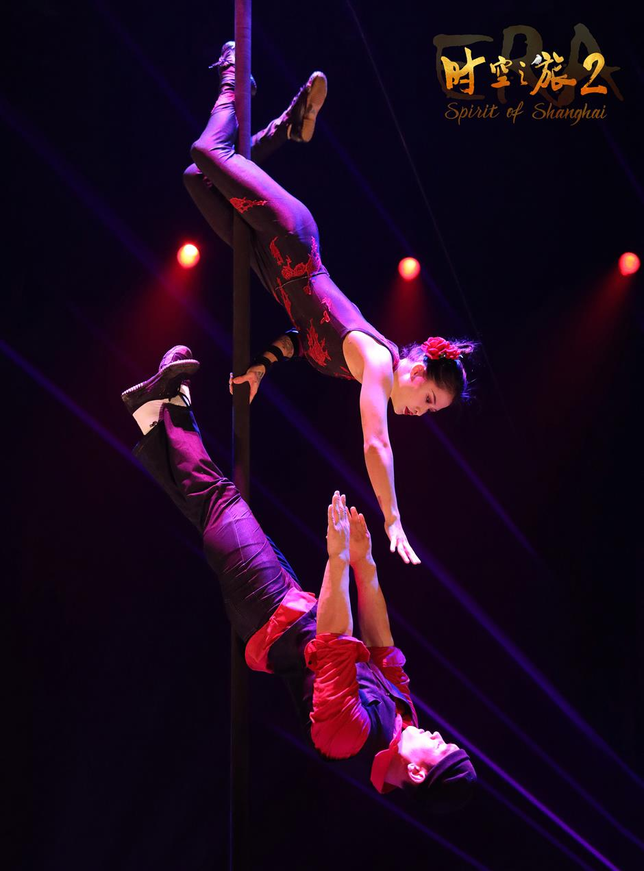 Spectacular new era for Shanghai Circus World