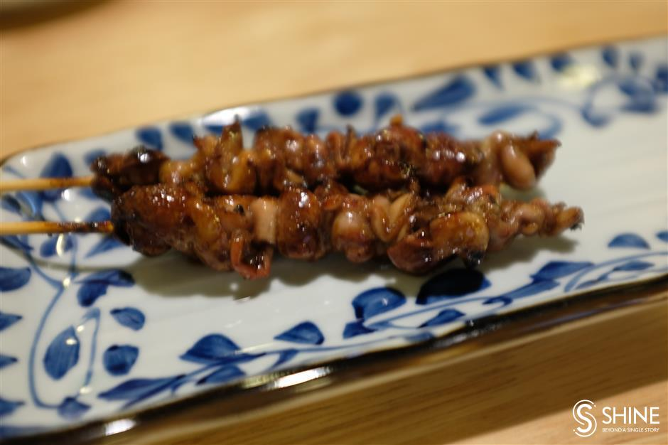 Authentic unagi makes you think you're in Japan