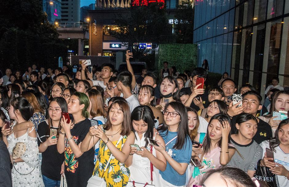 An idol's career derailed, the mania of overzealous fans draws scrutiny