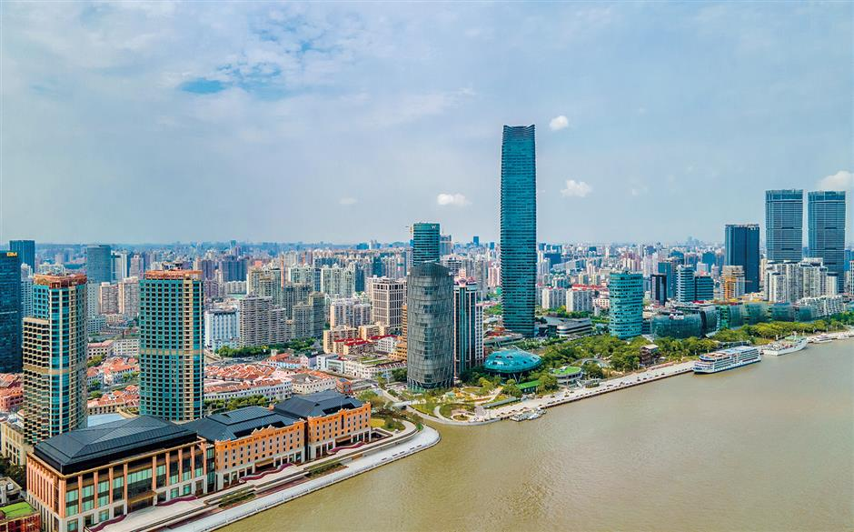 Global appeal for bids to design tallest structure in Puxi