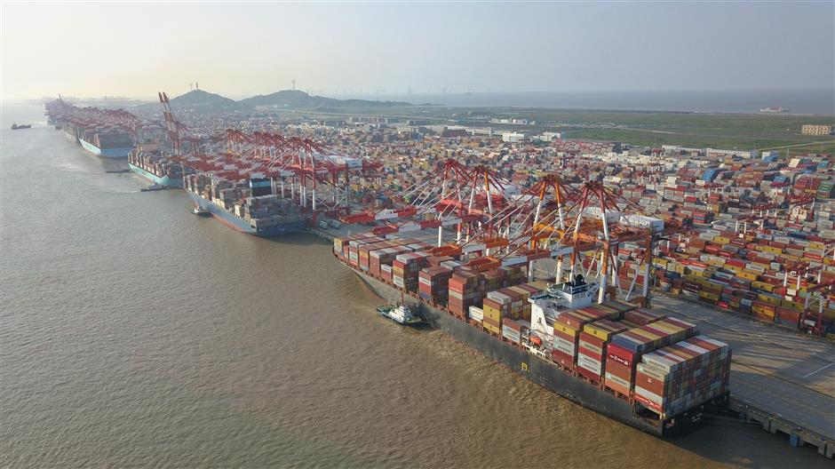 Lingang Special Area looks back on successes of first two years