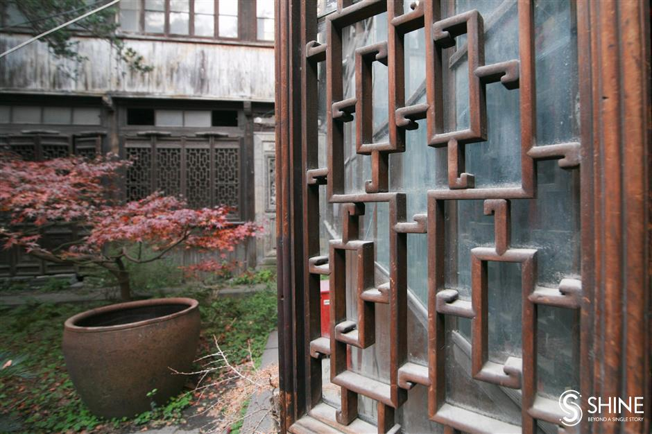 Rescuing Shanghai's last remaining Qing Dynasty residence