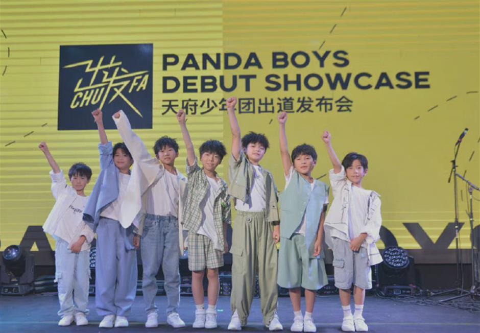 Deemed too young to be idols, Panda Boys' careers cut short