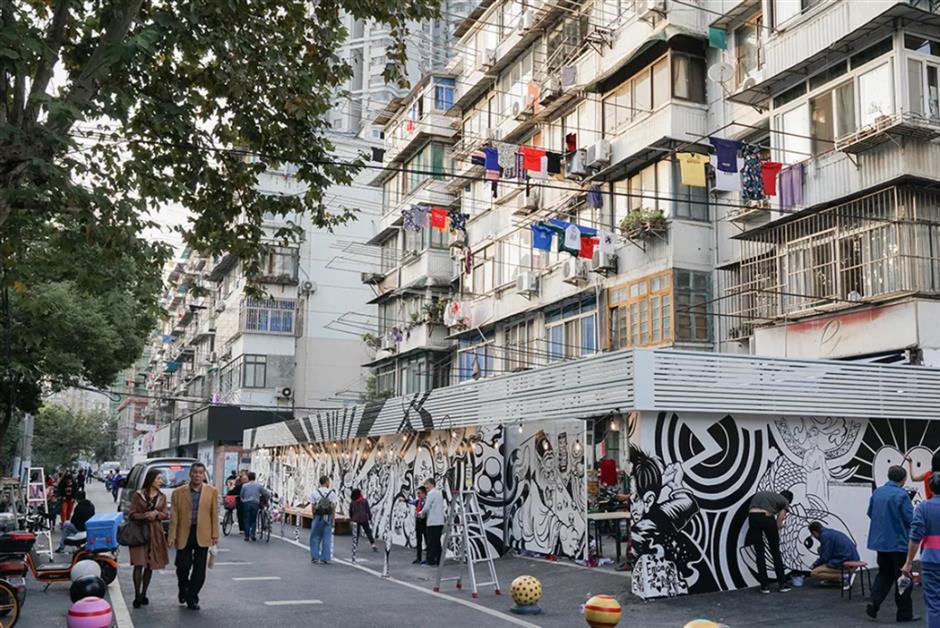 Bella Italia! Iconic designs dress up a neighborhood