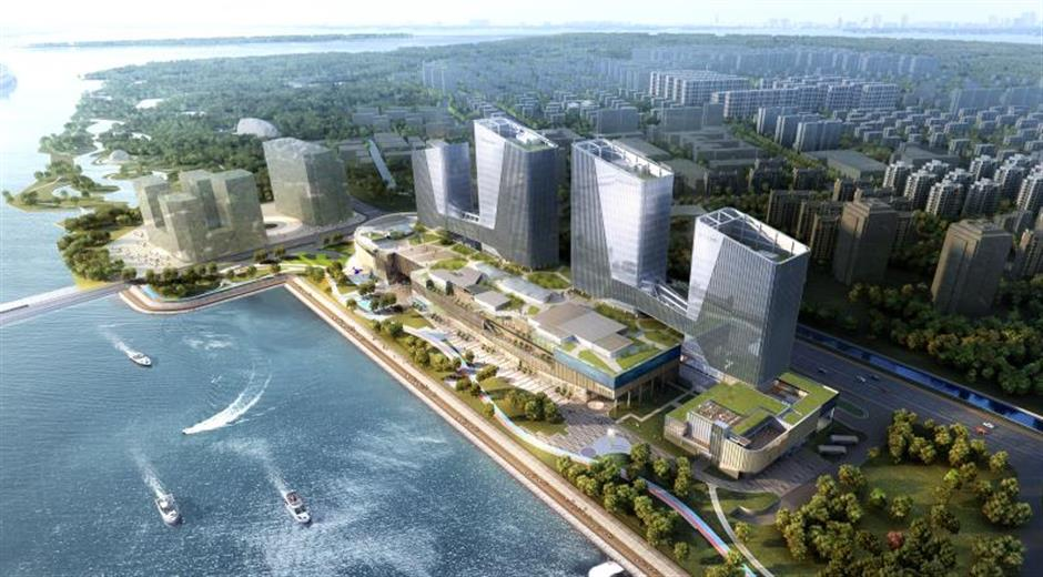 Innovation at the forefront of Shanghai's attraction to urban, architecture designers