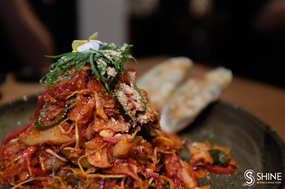 Korean wave brings tsunami of delicacies to town