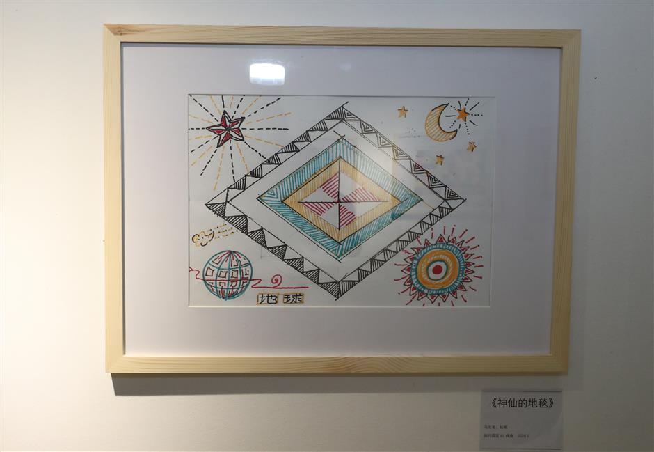 Healing power of art therapy on display at mental health center's new gallery