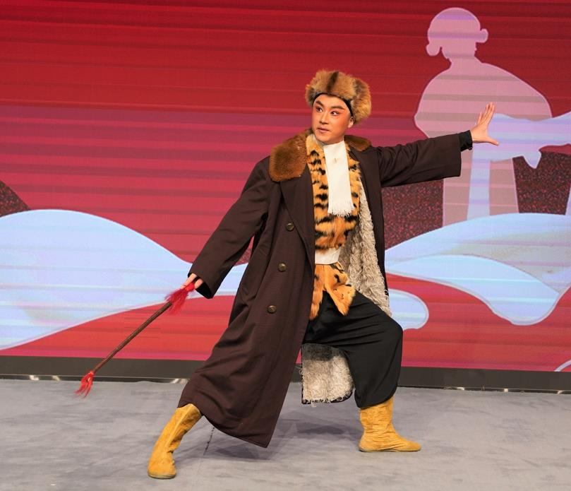 Potpourri of Chinese opera genres coming to Show Life