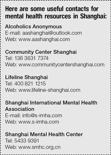 Strung out at work? A calming chat with Shanghai's stress counselor