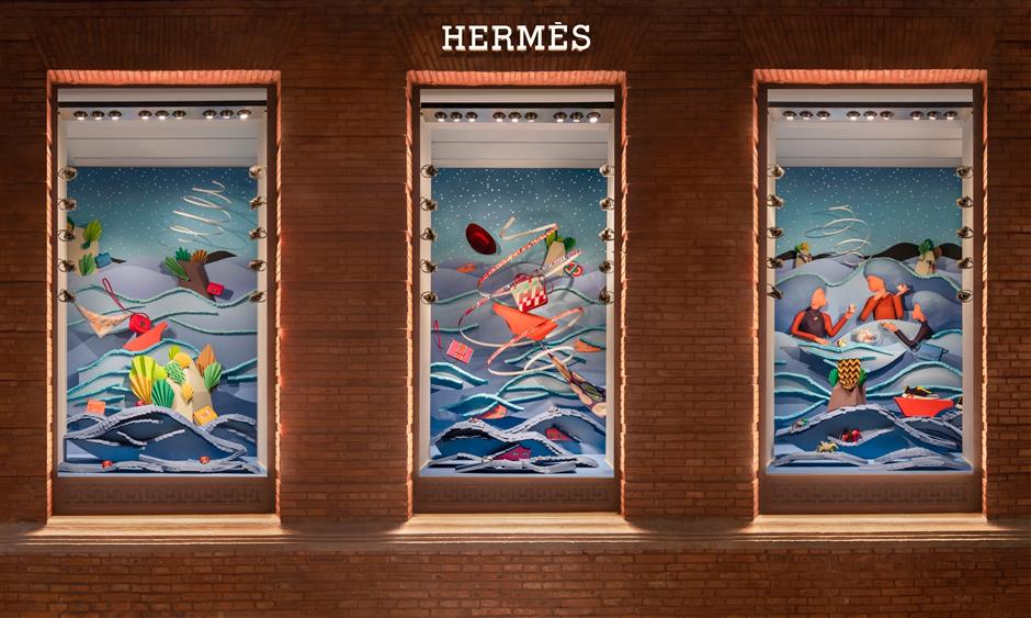Hermès draws on Greek mythology in its latest offering