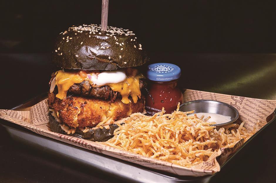 Burger Month a sinful celebration for carnivores