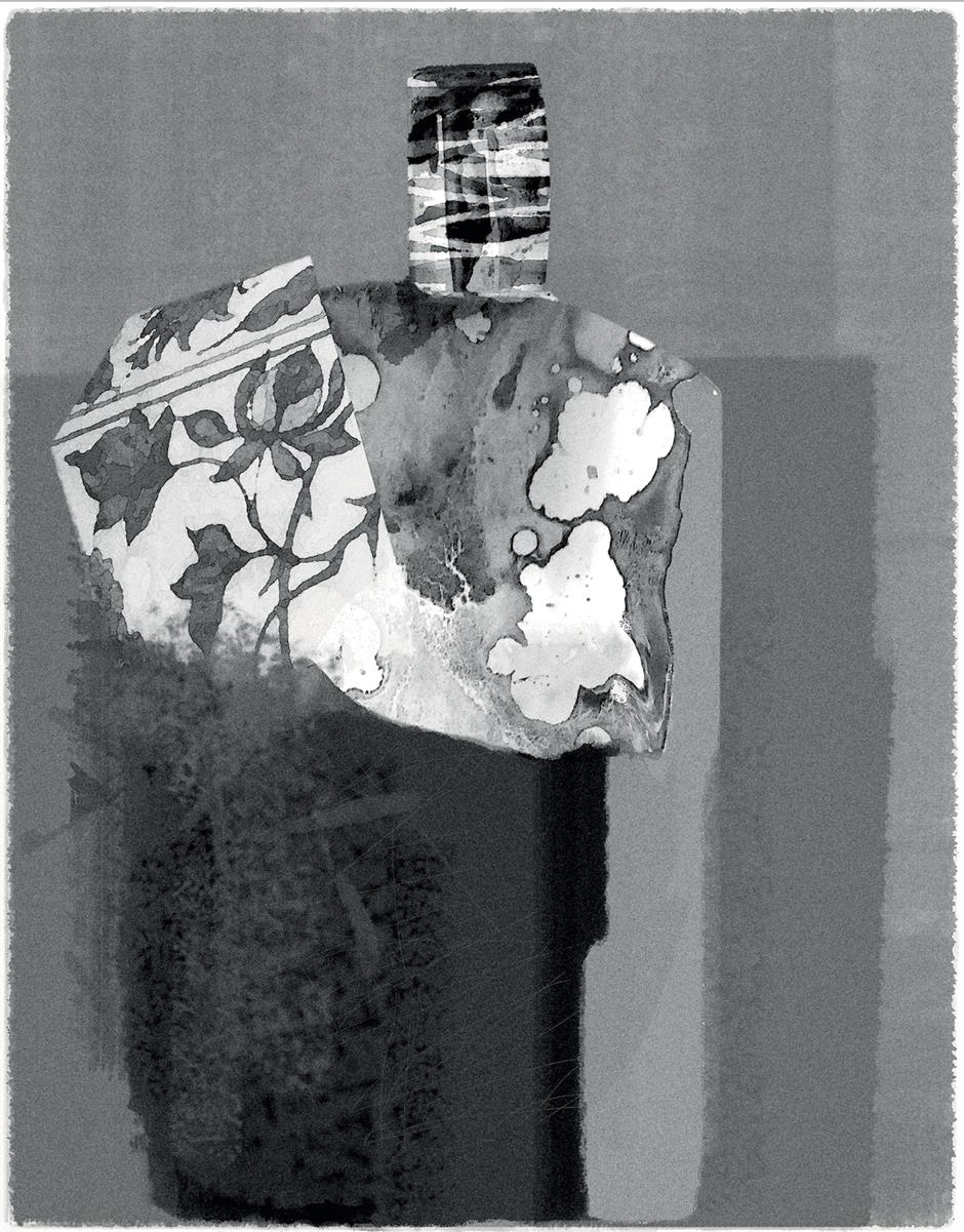 Exhibition shows printmaking from contemporary perspective