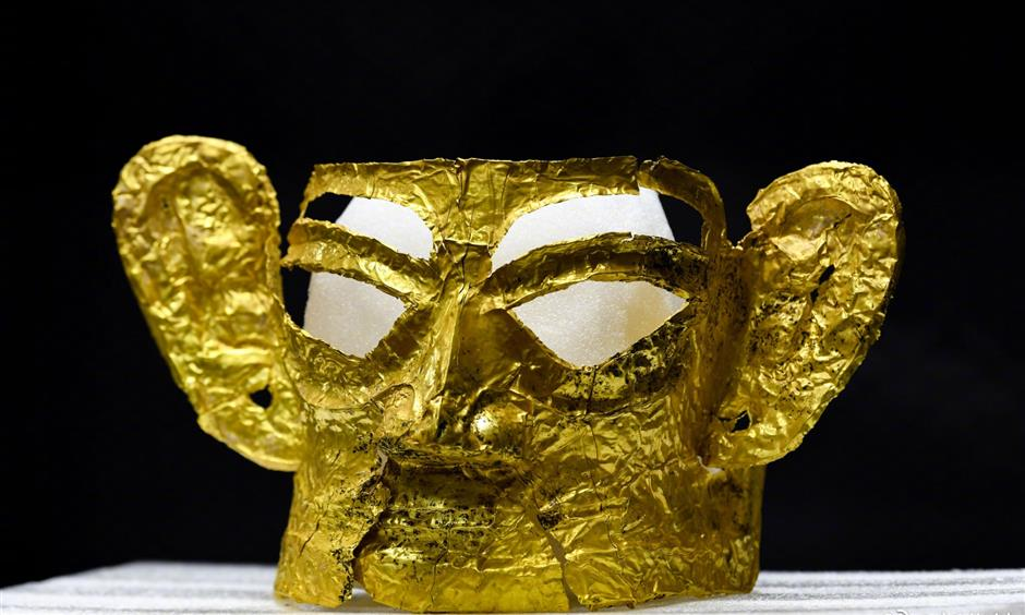 New finds at Sanxingdui Ruins show creative power in ancient China