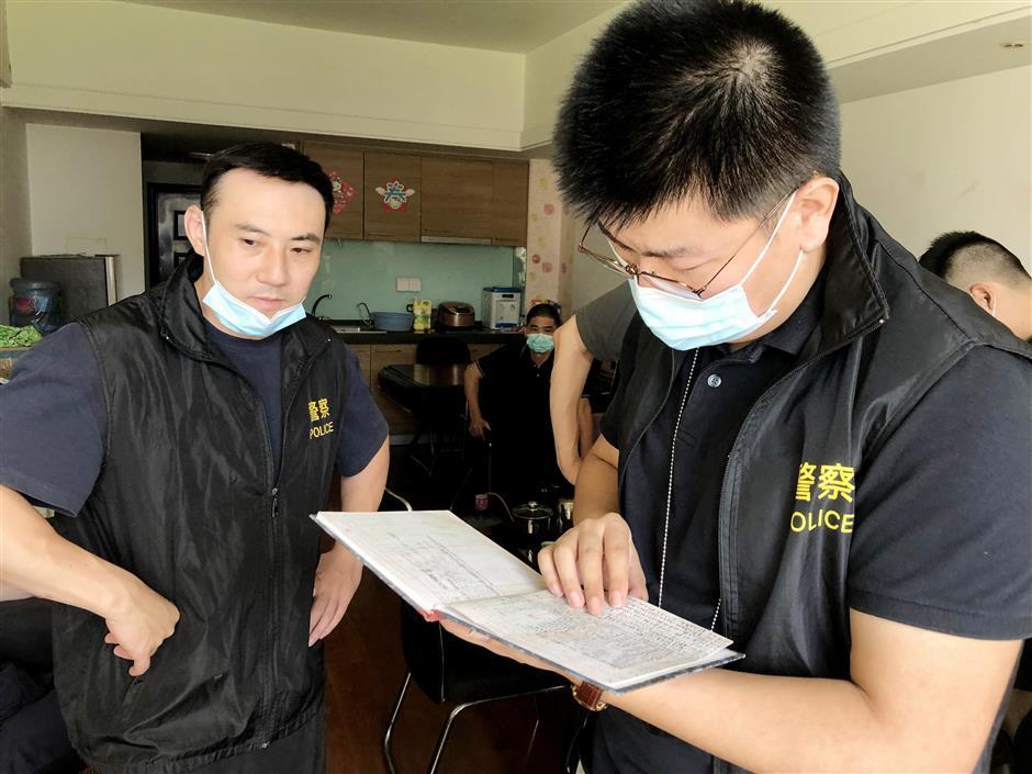 Shanghai police bust high-profile insurance fraud network