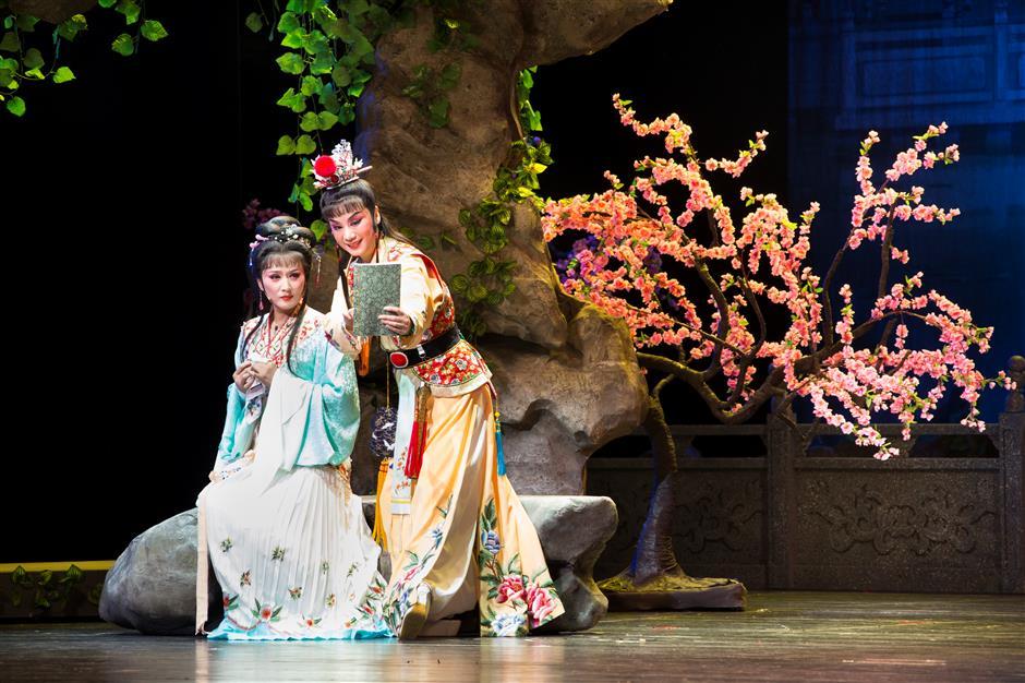 Classic Yueju Opera production returns to city