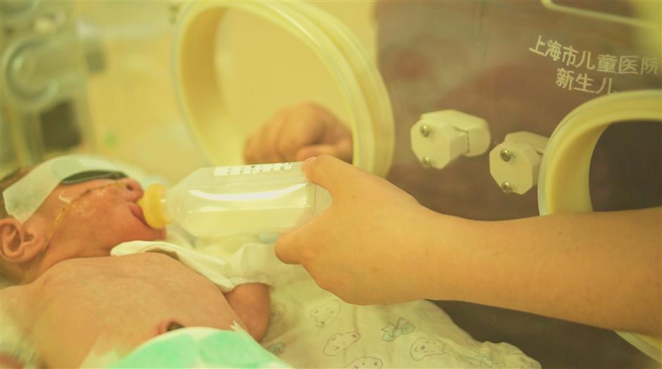 Milk banks for infants an issue to keep abreast of