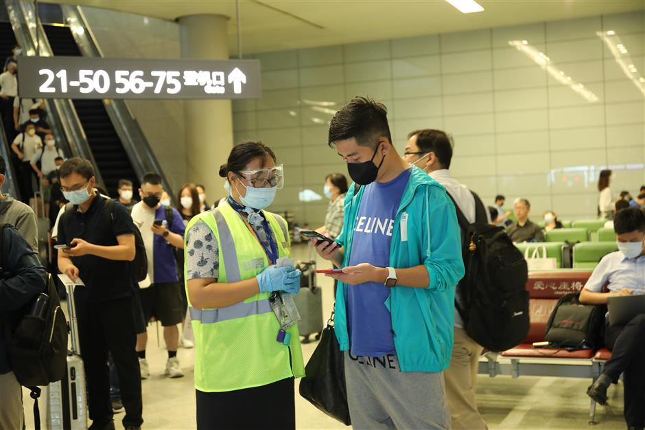 Pudong, Hongqiao airports to resume normal operation today
