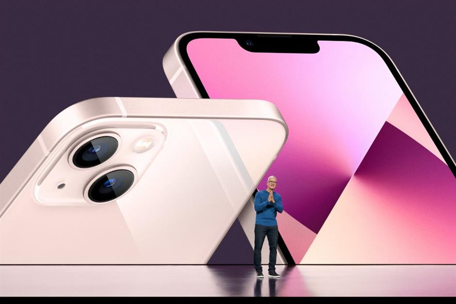 Apple's new iPhone 13 touts faster 5G, sharper cameras