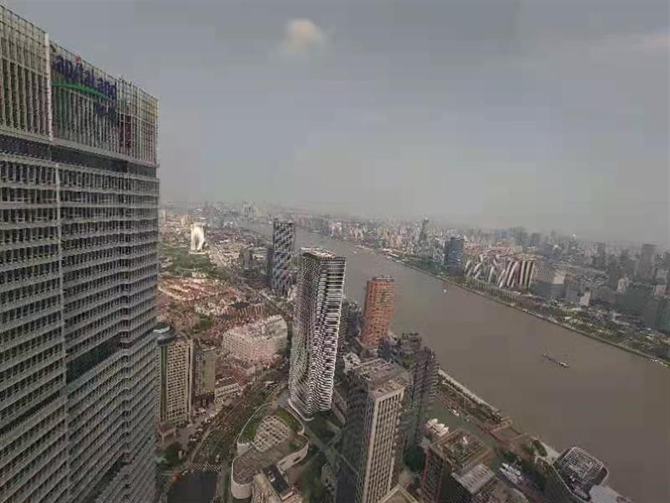 North Bund waterfront targeted for city's first asset management park
